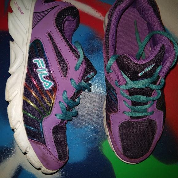 Fila Other - Fila Girls Sneakers size 4